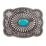 Buckle Turquoise Stone