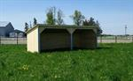 Hoover Animal Shelter Mare Motel 10' x 20'