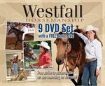 Stacy Westfall Horsemanship 9 DVDs